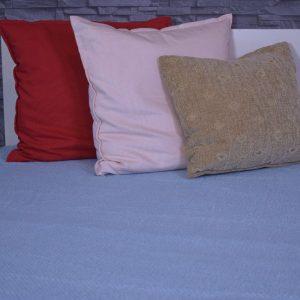 Μονή κουβέρτα pop corn A451