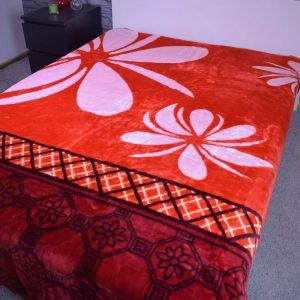 κουβέρτα βελουτέ